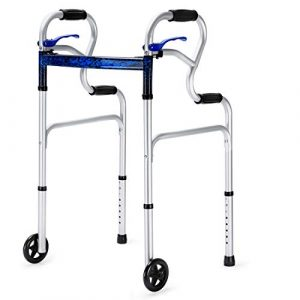 Health Line Massage Products 3 in 1 Stand-Assist Folding Walker