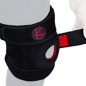 KARM Adjustable Knee Brace Support