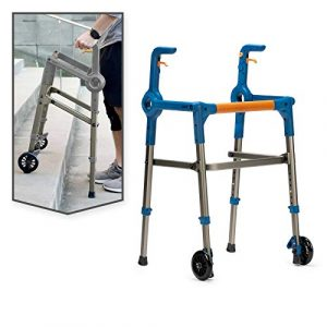 Roami Progressive Mobility Aid Walker with Wheels