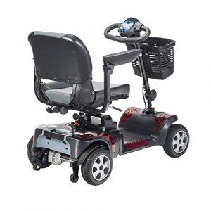 Phoenix 4 Wheel Heavy Duty Scooter by Drive Medical