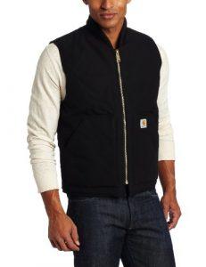 Carhartt Men's Big & Tall Duck Vest Arctic Quilt Lined V01