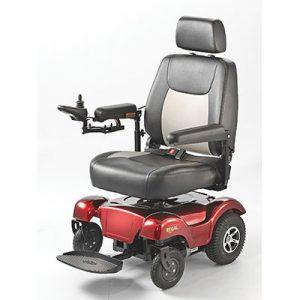 Merits P310 Rear Wheel Drive Power Chair - P310 Regal