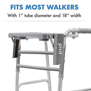 Pivit Walker Flip Tray