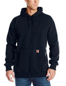 Carhartt Men's Size Rain-Defender Paxton Heavyweight Hooded Sweatshirt
