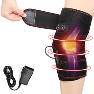 Pkstone's Heated knee brace wrap