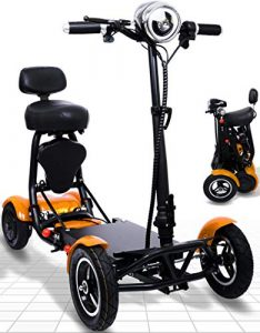 Ephesus S5 - New 2020 Model - Electric Mobility Scooter