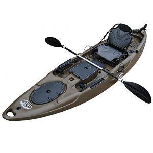 BKC RA220 Solo Sit-On-Top Kayak