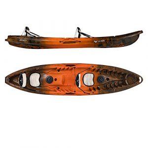Vibe Kayaks Skipjack 120T 12 Foot Tandem Angler