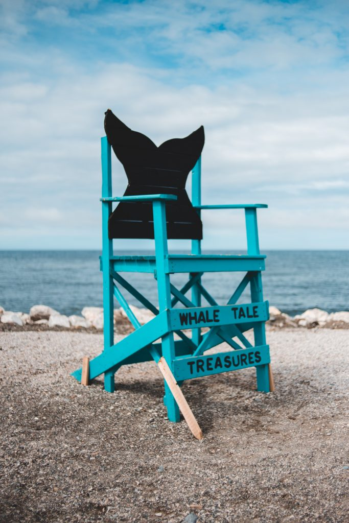 Stable beach chairs - Extra Large Living