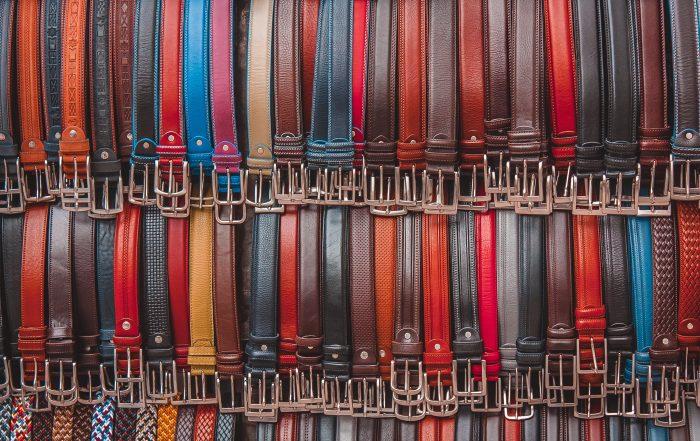 Mens belt sizes