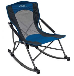 ALPS Mountaineering Low Rocker Chair Deep Sea