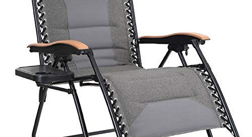 MFSTUDIO Oversized Zero Gravity Chair