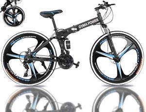 "MAGO 26"" Folding Mountain Bike"