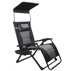 Oversize Recliner Folding Chair for Camping