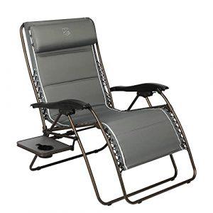 TIMBER RIDGE Oversized Zero Gravity Chair