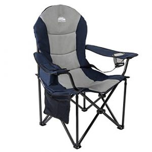 Coastrail Outdoor Camping Chair with Lumbar Support