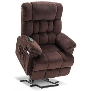 Mcombo Power Lift Recliner Chair with Massage and Heat