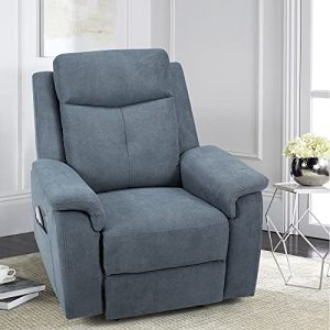 AVAWING Electric Massage Recliner Chair Wireless Remote Control