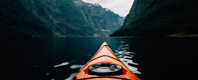 Over weight kayaking