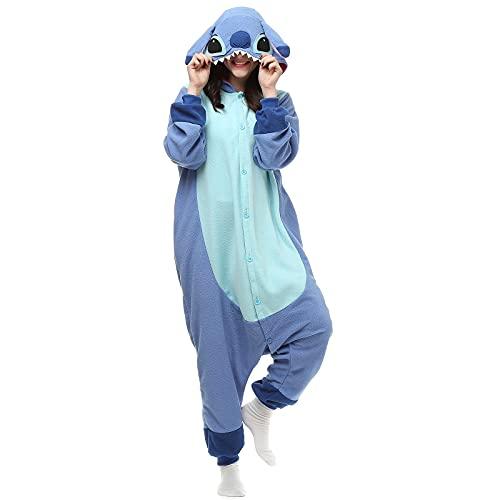 Adult Onesie Animal Pajamas Halloween Cosplay Costumes