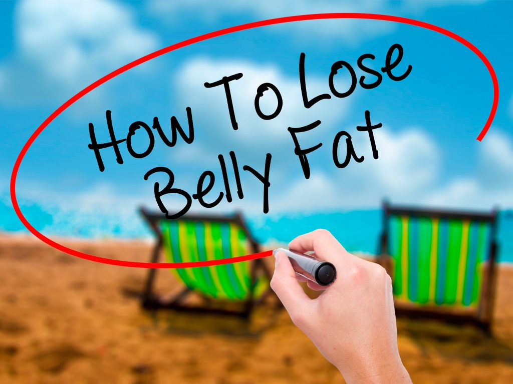 How to Lose Belly Fat - Extra Large Living
